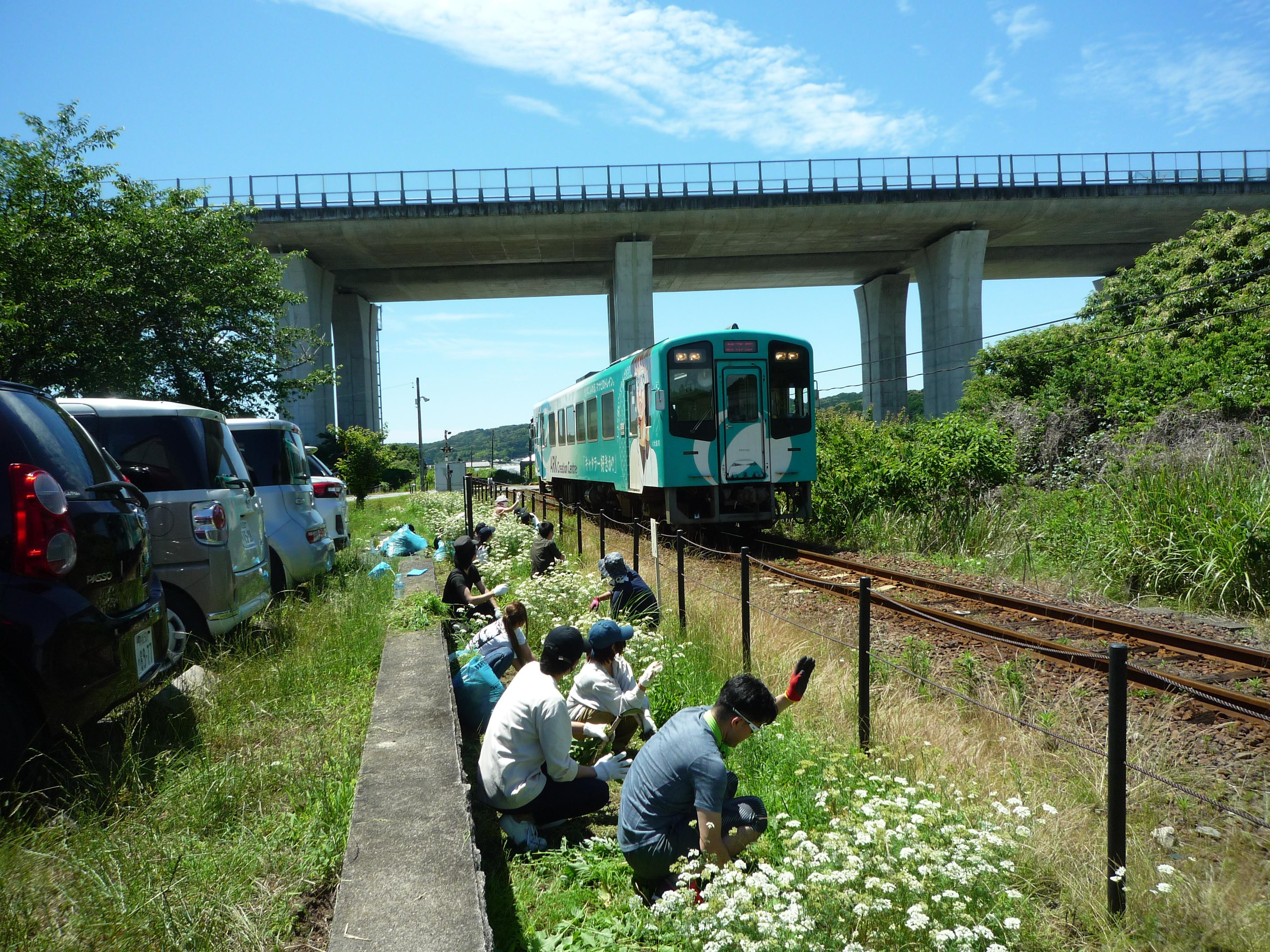 2021.06.05西遠ゴム、敷地駅