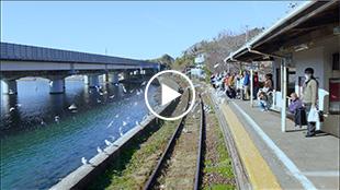 花井 明弘様 原風景と共に 天竜浜名湖鉄道